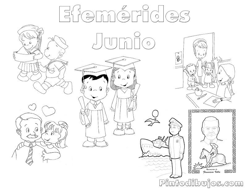 EFEMÉRIDES DEL MES DE JUNIO | zona141camargotam