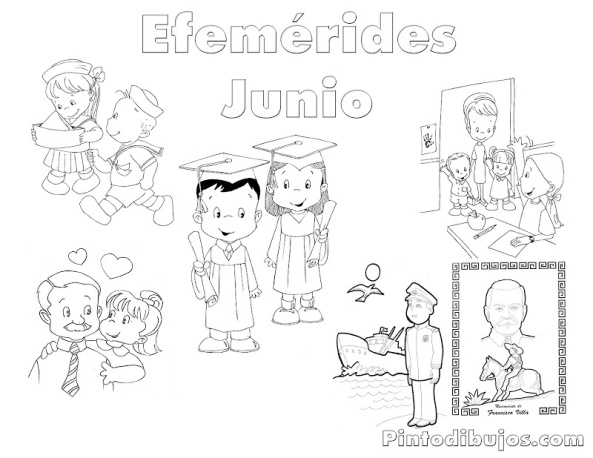 Efemerides De Septiembre Para Colorear Imagui | sokolvineyard.com